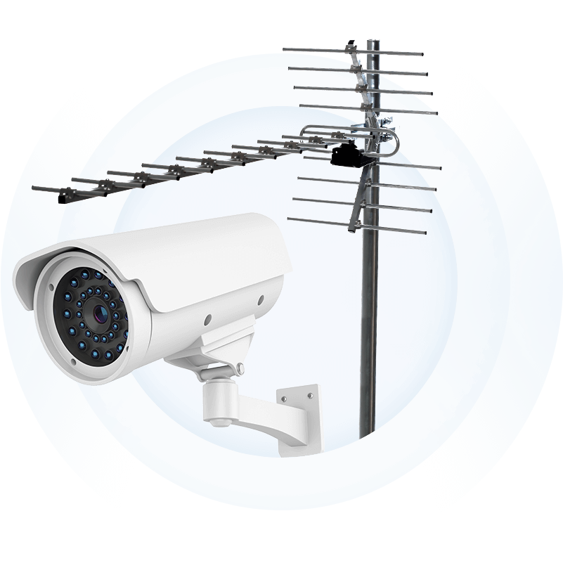 Products from A1 Antennas & Security.